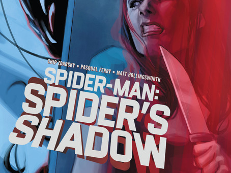 Peter Parker's Shadow is More Brutal Than You Realize: A Review of Spider-Man: Spider's Shadow 1 + 2