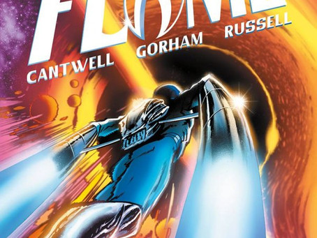 The Blue Flame #1 Review