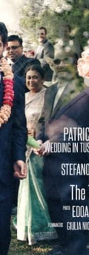 Patrick & Siddhi - Wedding in Tuscany