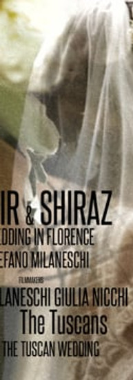 Amir & Shiraz - Jewish Wedding - Villa Mangiacane - Florence
