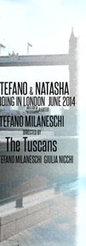 Stefano & Natasha - Wedding Trailer in London