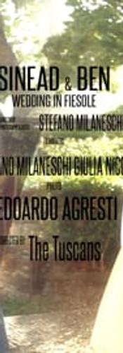 Sinead & Ben - Wedding Trailer in Tuscany