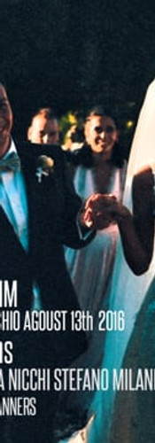 Flo & Nassim - Wedding Trailer in Tuscany