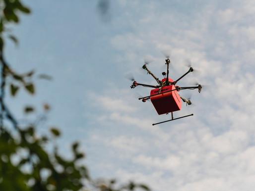 Drohnen im Einsatz für den Umwelt- und Klimaschutz
