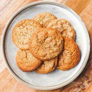 Butterscotch Pecan Cookie