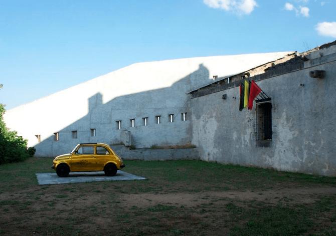 FRAC CORSICA Cullettivit a di Corsica