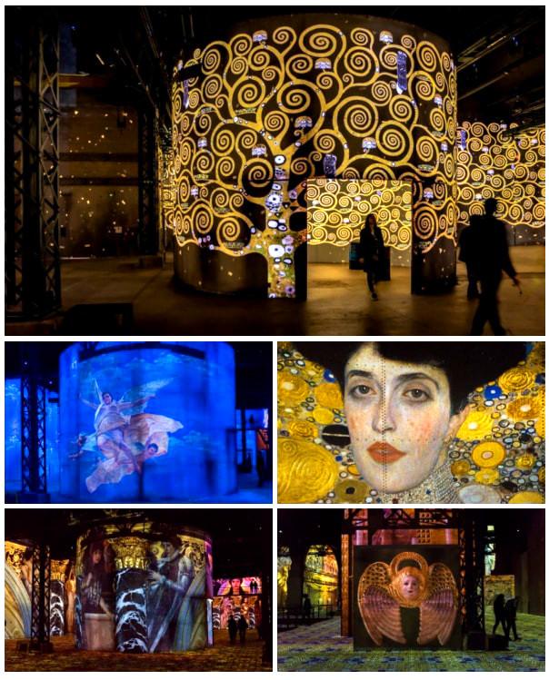 """Sublime exposition """" Klimt """""""