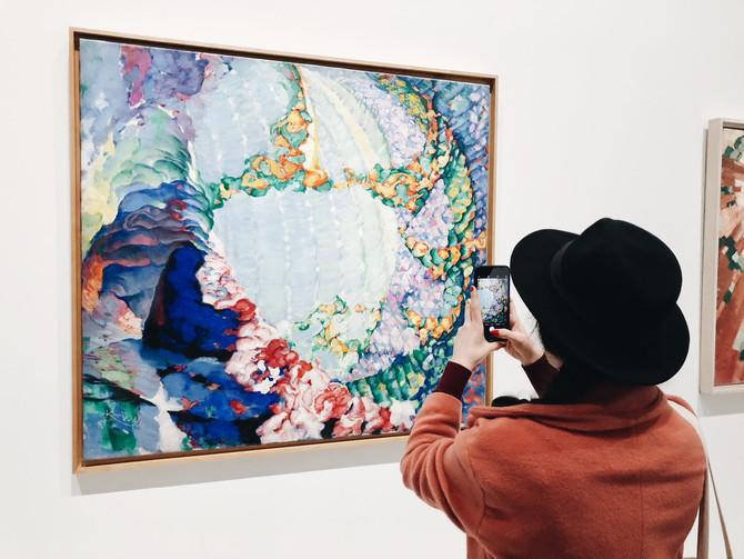 Exposition du pionnier de l'abstraction Kupka