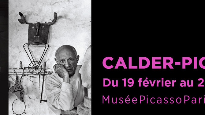 Exposition Calder-Picasso