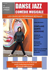 Cours de comédie musicale à Conflans-Sai