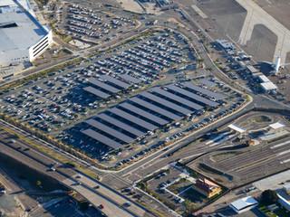 San Diego Airport Economy Lot, CA