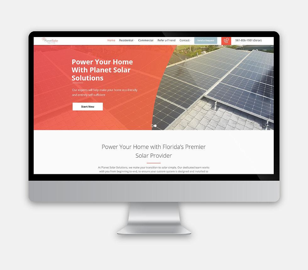 Planet Solar Solutions