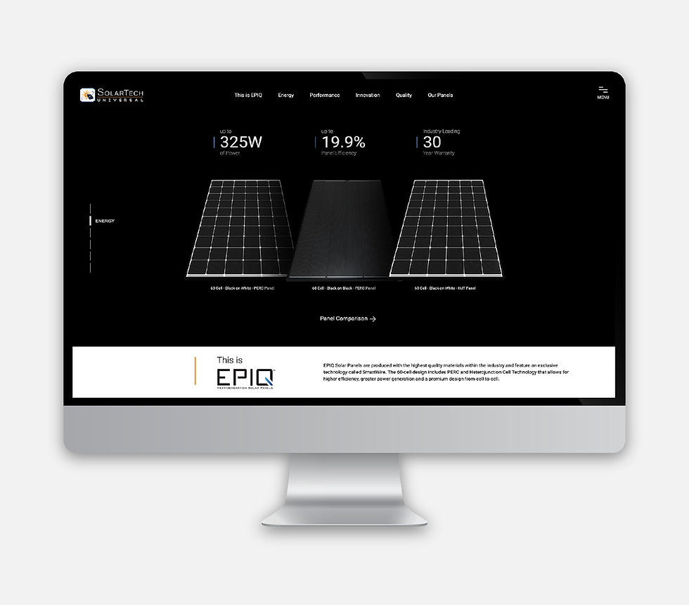 SolarTech Universal