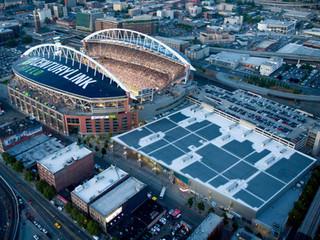 Seattle Seahawks Exhibition Hall, WA