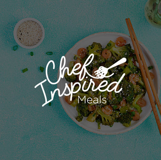 Chef Inspired Meals
