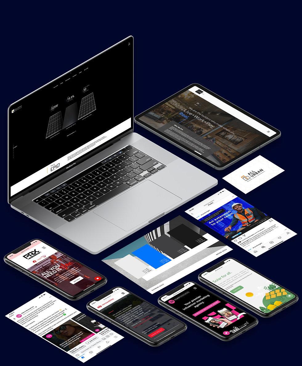 Branding, creative & design marketing agency