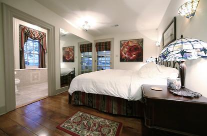 Copper Beech Suite Bedroom