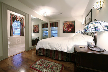 Copper Beech Suite Bedroom