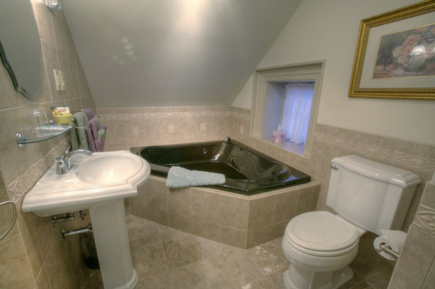 Gingko Bathroom with Shower