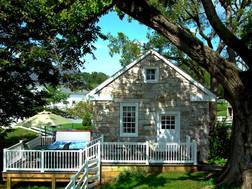 Butternut Cottage porch