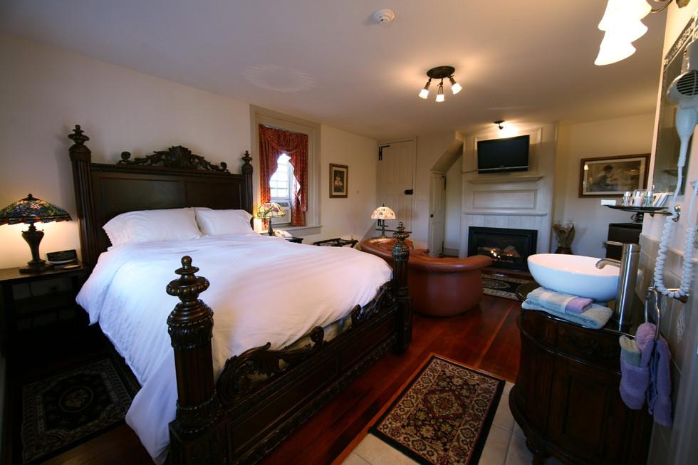 Butternut Bedroom