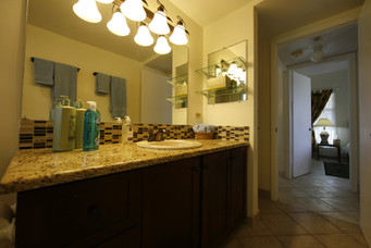 Condo 44 2nd floor bathroom