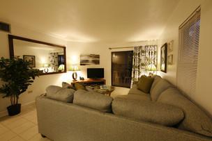 Unit 20 Living Room & Porch