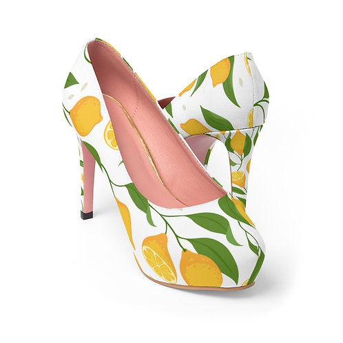 Lemonade Women's Platform Heels