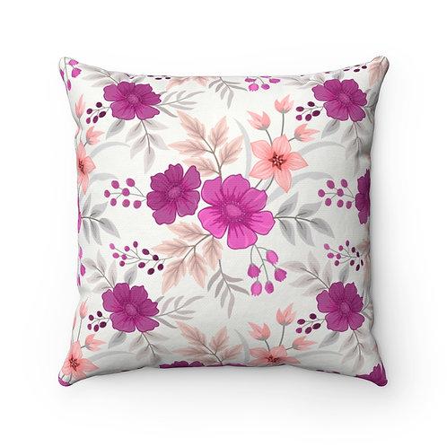 Copy of Melanie Spun Polyester Square Pillow