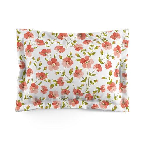 Delilah Microfiber Pillow Sham