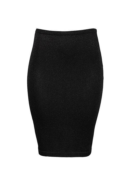 Adrianna Papell Pencil Cut Knit Skirt