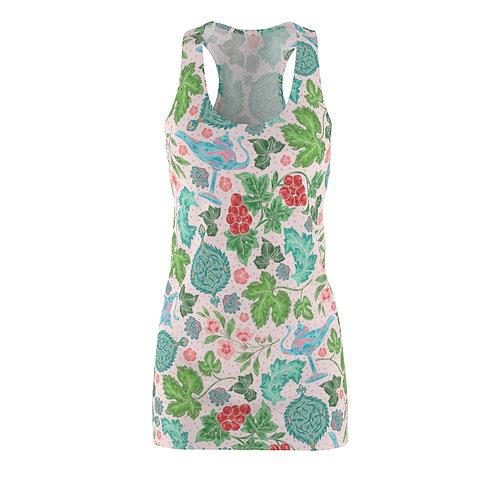 Coronia Women's Cut & Sew Racerback Dress