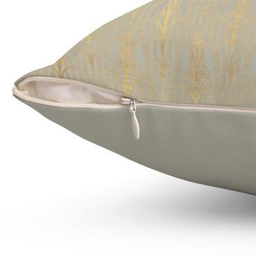 gold-art-decoeagle-spun-polyester-square
