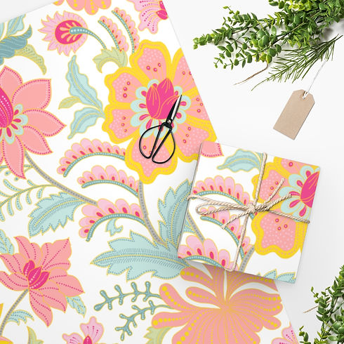 charlottes-garden-on-white-wrapping-pape