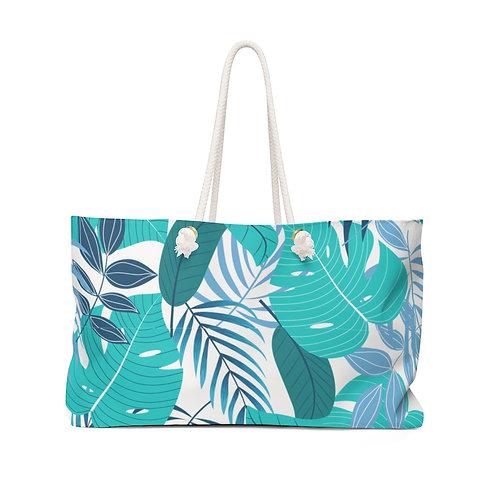 Tropical Jungle Weekender Bag