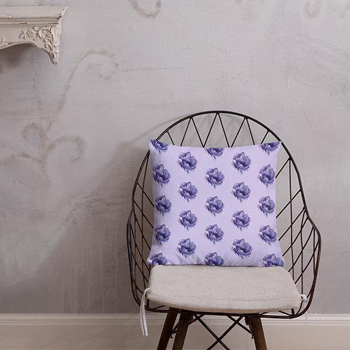 Lavender Creme Premium Pillows
