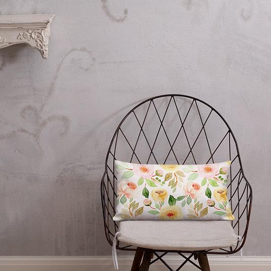 Mary's Garden Premium Pillows
