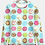 Thumbnail: Sweet donuts Fitted Waist Sweater Women
