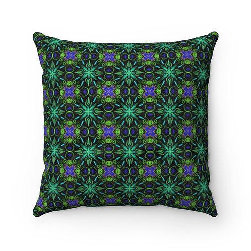 Belliana Spun Polyester Square Pillow