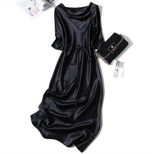 100% Mulberry Silk Dress