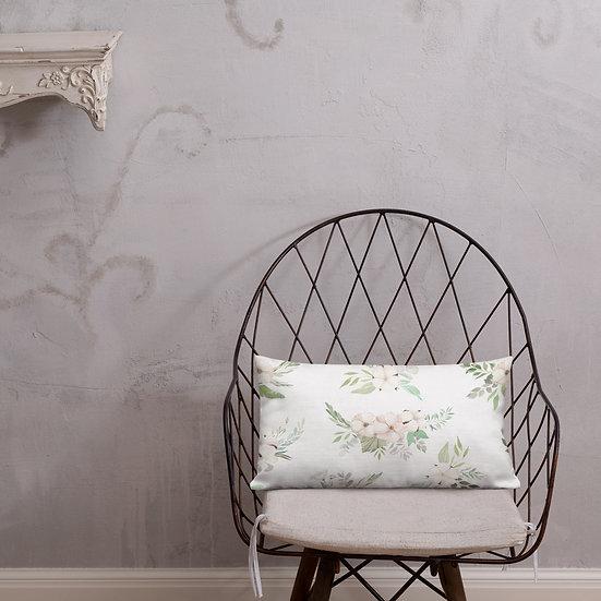 Pastel Arrangement 4 Premium Pillow