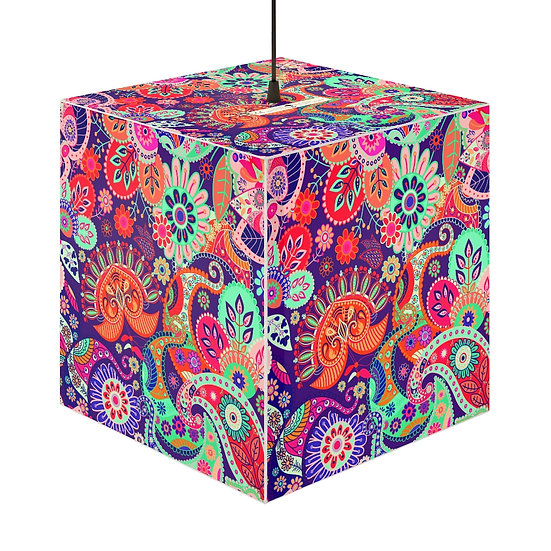 Groovy Garden Personalized Lamp