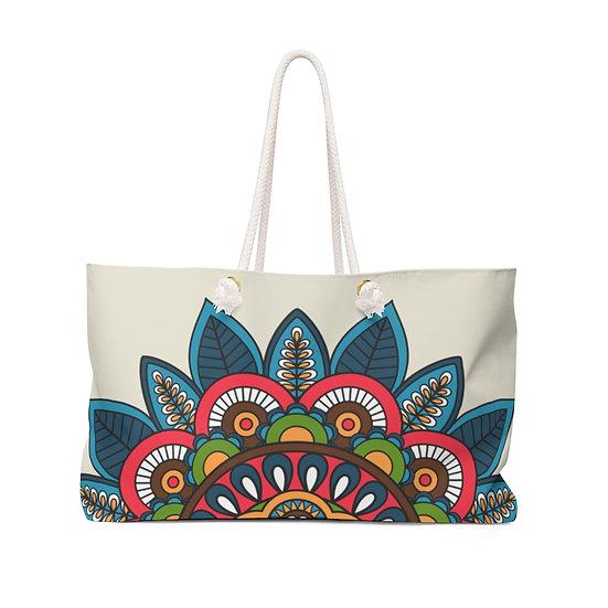 Mandala Weekender Bag