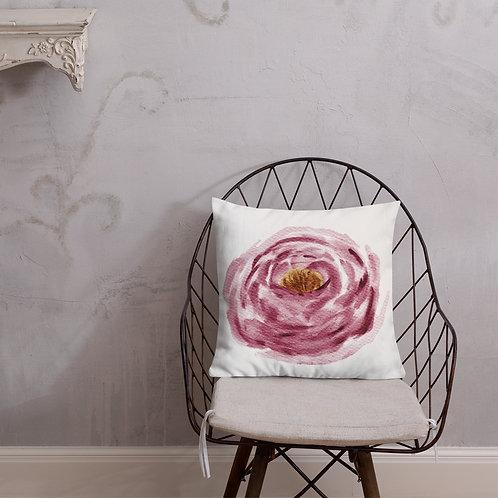 Mauve Rose Premium Pillows