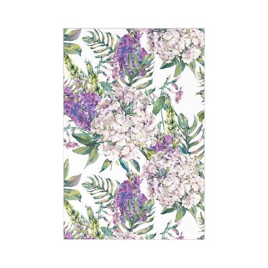 Lilac Postcards (7 pcs)