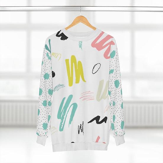Abstract  Sweatshirt