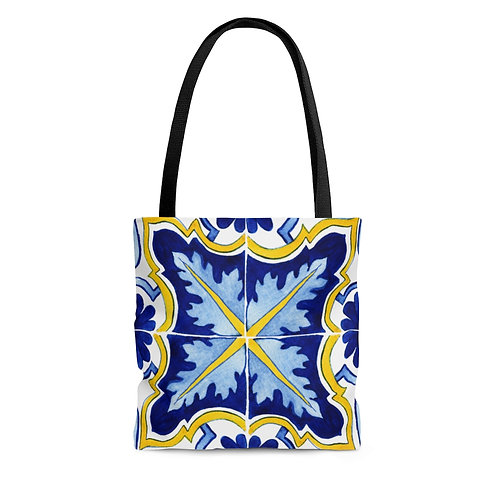 Italian Tile #1 Tote Bag