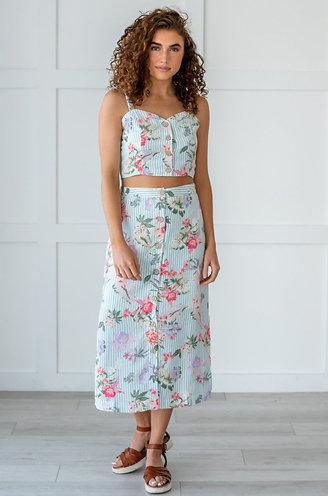 Tropic Tradition Skirt Set