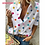 Thumbnail: Button Front Rope Patterned Polyester/Spandex Turn down collar Blouse