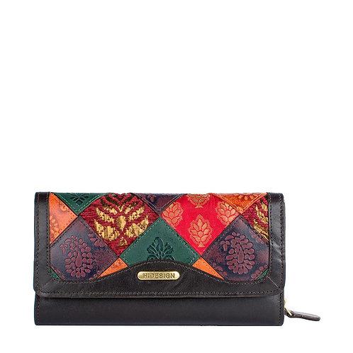 Baga RFID Blocking Trifold Leather Wallet
